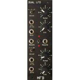 MFB DUAL-LFO TWO VOLTAGE CONTROLLED LFO