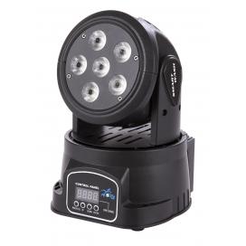 SAGITTER SMTWHDL TESTA MOBILE WASH RGBW 6X20 LED