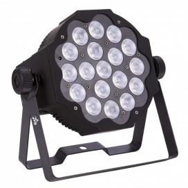 SAGITTER SLIMPAR18 18X3W LED RGB