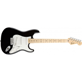 FENDER STRATOCASTER MEX STANDARD MN BLACK TINTED