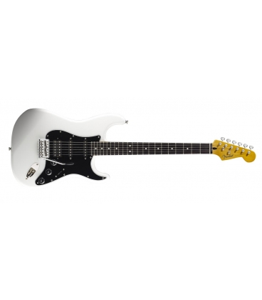 FENDER STRATOCASTER MODERN PLAYER HSS RW OLYMPIC WHITE