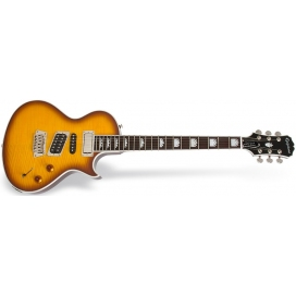 EPIPHONE LTD ED. NIGHTHAWK CUSTOM REISSUE FIREBURST