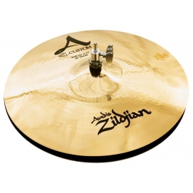 ZILDJIAN A CUSTOM 14 BRILLIANT HI HAT