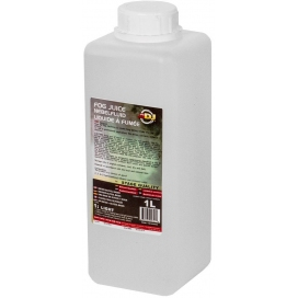 AMERICAN DJ FOG JUICE 1 LIGHT SMOKE LIQUID 1 LITER