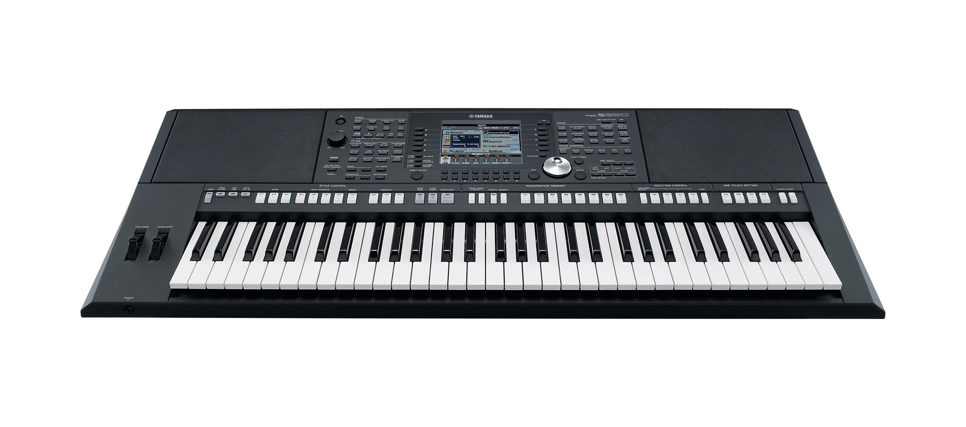 Yamaha psr s950 digital keyboard w24 pocket recorder for Yamaha psr s 950