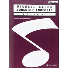 AARON CORSO PIANO IV° GRADO MB377