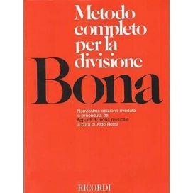 BONA METODO COMPLETO PER LA DIVISIONE NUOVISSIMA EDIZIONE