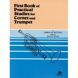 GETCHELL 1ST BOOK PRACTICAL STUDIES - TROMBA - MB257