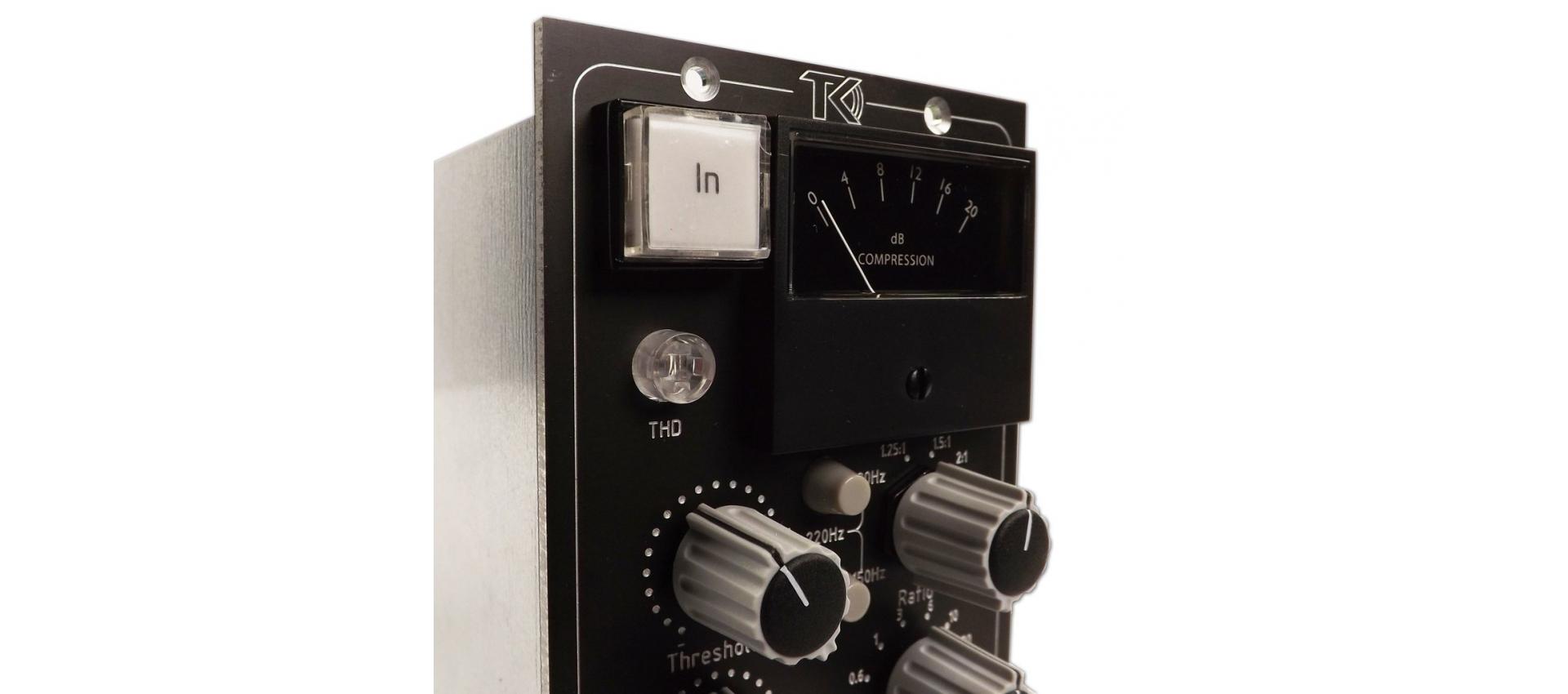 tk audio bc501 stereo buss compressor 500 series. Black Bedroom Furniture Sets. Home Design Ideas