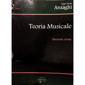 ANZAGHI TEORIA MUSICALE 2° CORSO