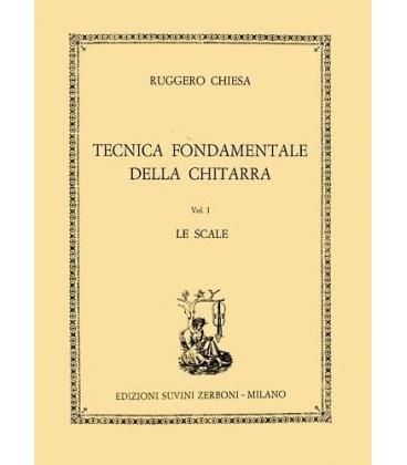 CHIESA TECNICA FONDAMENTALE VOL.1 - SCALE - ESZ 6582
