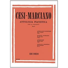 CESI MARCIANO ANTOLOGIA PIANISTICA GIOVENTU' FASCICOLO.2