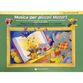 BARDEN MUSICA PER PICCOLI MOZART COMPITI VOL.2