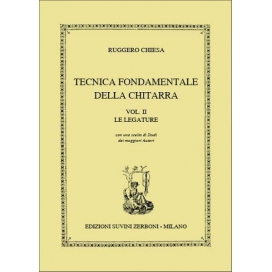 CHIESA TECNICA FONDAMENTALE VOL. 2 - LEGATURE