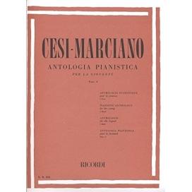 CESI MARCIANO ANTOLOGIA PIANISTICA GIOVENTU' FASCICOLO.1