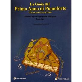 AGAY LA GIOIA DEL PRIMO ANNO DI PIANOFORTE MB184