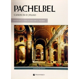 PACHELBEL CANONE IN RE MB349