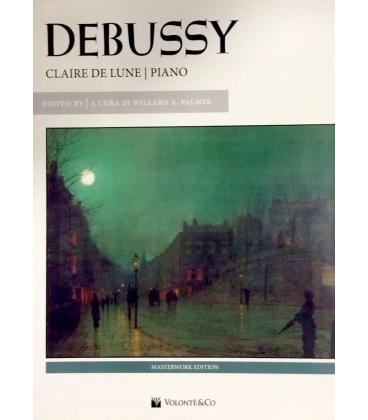 DEBUSSY AL CHIARO DI LUNA MB351