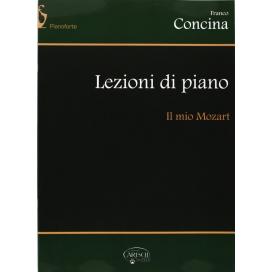 CONCINA LEZIONI DI PIANO - IL MIO MOZART MB423