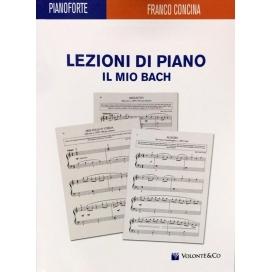 CONCINA LEZIONI DI PIANO - IL MIO BACH MB424