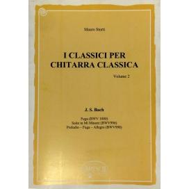 STORTI CLASSICI CHITARRA CLASSICA V.2 MB479
