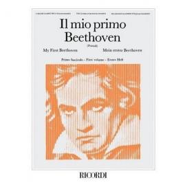 BEETHOVEN L.VAN MIO PRIMO BEETHOVEN FASCICOLO 1 - 12 PEZZI FACILI ER1952