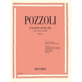 POZZOLI PAGINE SCELTE -ER2998