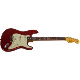 FENDER STRATOCASTER 1963 RELIC CANDY APPLE RED ROSEWOOD