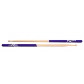 ZILDJIAN 5AWA 5AWP WOOD PURPLE DIP