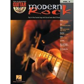 AAVV GUITAR PLAY ALONG VOLUME 5: MODERN ROCK + USB