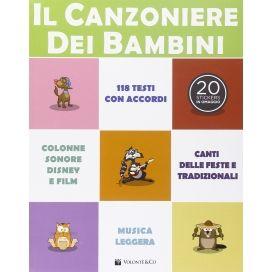 AAVV CANZONIERE DEI BAMBINI MB383