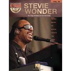 AAVV KEYBOARD PLAY ALONG VOLUME 20 STEVIE WONDER + CD