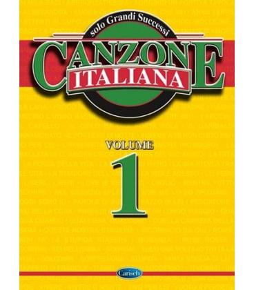 AAVV CANZONE ITALIANA VOL.1 ML3675
