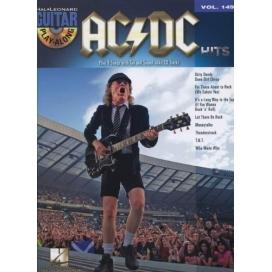AAVV GUITAR PLAY ALONG VOLUME 149 AC/DC HITS + CD