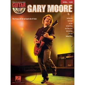 AAVV GUITAR PLAY ALONG VOLUME 139 GARY MOORE + CD