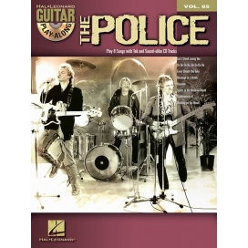 AAVV GUITAR PLAY ALONG VOLUME 85 POLICE + CD