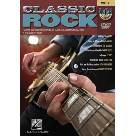 AAVV GPA V.34 CLASSIC ROCK + CD ML98173