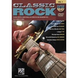 AAVV GUITAR PLAY ALONG V 34 CLASSIC ROCK + CD