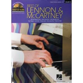 AAVV PIANO PLAY ALONG VOLUME 96 LENNON/MCCARTNEY BEST OF+CD