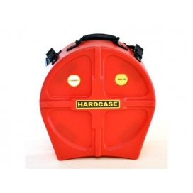 HARDCASE HNP14S-R SNARE CASE BRIGHT RED