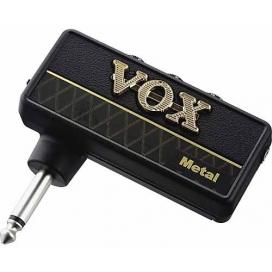 VOX AMPLUG 2 METAL COMPACT HEADPHONE AMP
