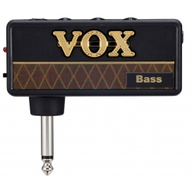 VOX AMPLUG 2 BASS COMPACT HEADPHONE AMP