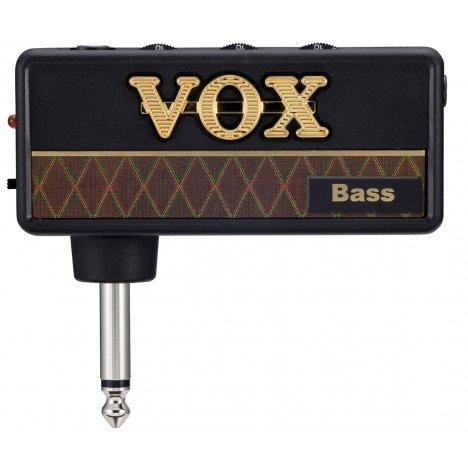 VOX AMPLUG 2 BASS COMPACT HEADPHONE AMP