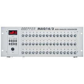 DOEPFER MAQ16/3 RED LEDS
