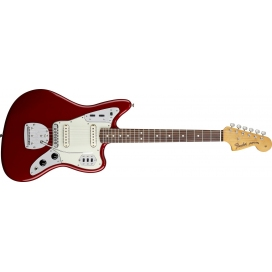 FENDER JAGUAR CLASSIC PLAYER CANDY APPLE RED