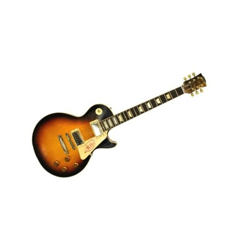GIBSON LES PAUL 1958 PLAIN TOP VOS FADED TOBACCO