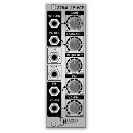 TIP TOP AUDIO Z2040 4-POLE PROPHET 5 VCF