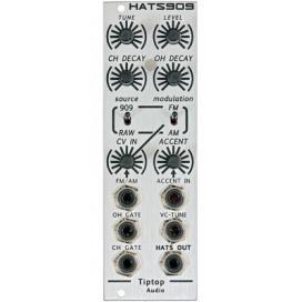 TIP TOP AUDIO HATS909 TR909 HIHAT GENERATOR