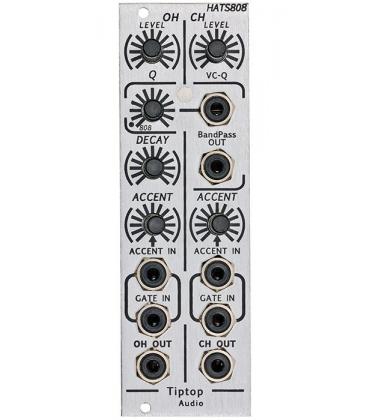 TIP TOP AUDIO HATS808 TR808 HIHAT GENERATOR