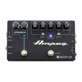 AMPEG SCR DI THE SCAMBLER AMPEG OVERDRIVE DI BOX